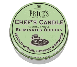 chefs candle