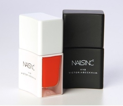 victoria Beckham launches nail varnish line, FashionBite