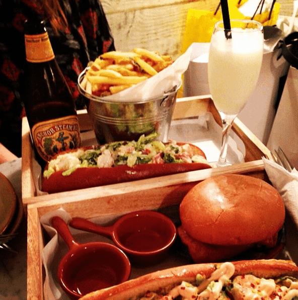 REVIEW: Fraq's Lobster Shack, Fitzrovia