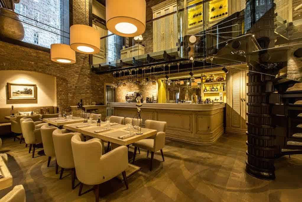 REVIEW: Bocconcino, Mayfair