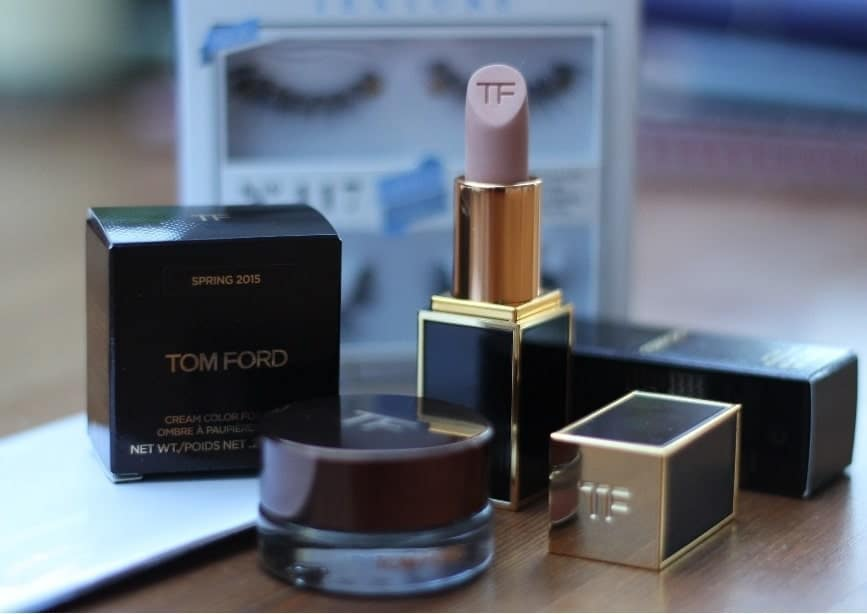 GIVEAWAY: TOM FORD Spring 2015 Make-Up