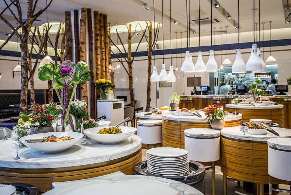 REVIEW: Ethos, Fitzrovia