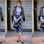 Alexa Chung's House of Holland Resort Look