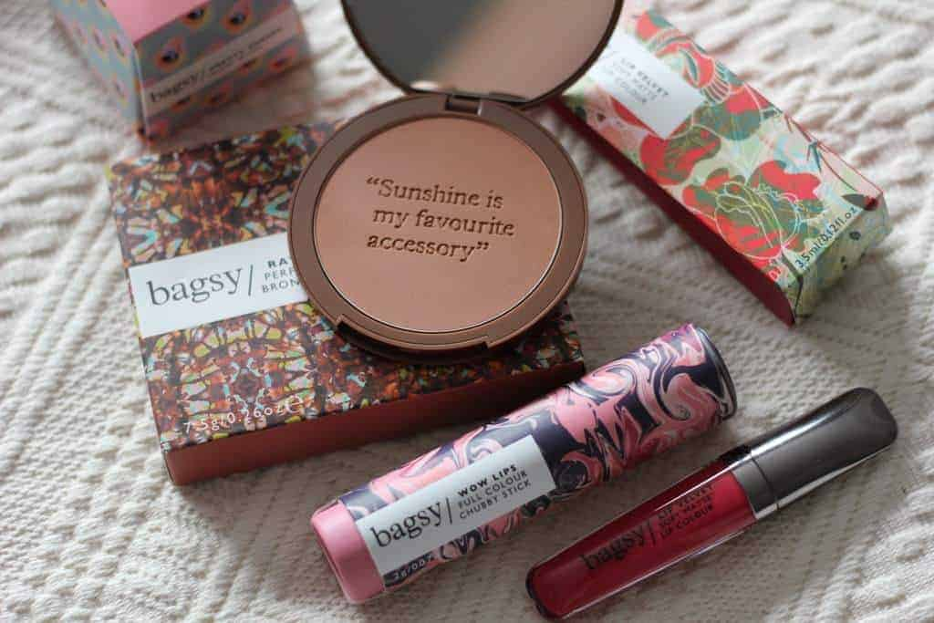 Bagsy beauty review and competition, FashionBite 1