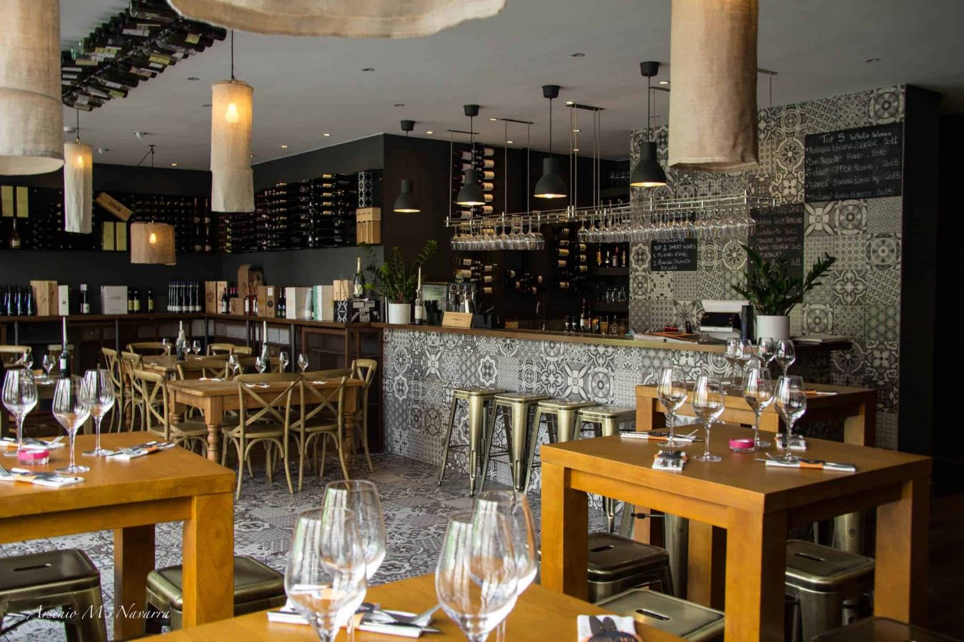 REVIEW: Enoteca Rabezzana, Farringdon