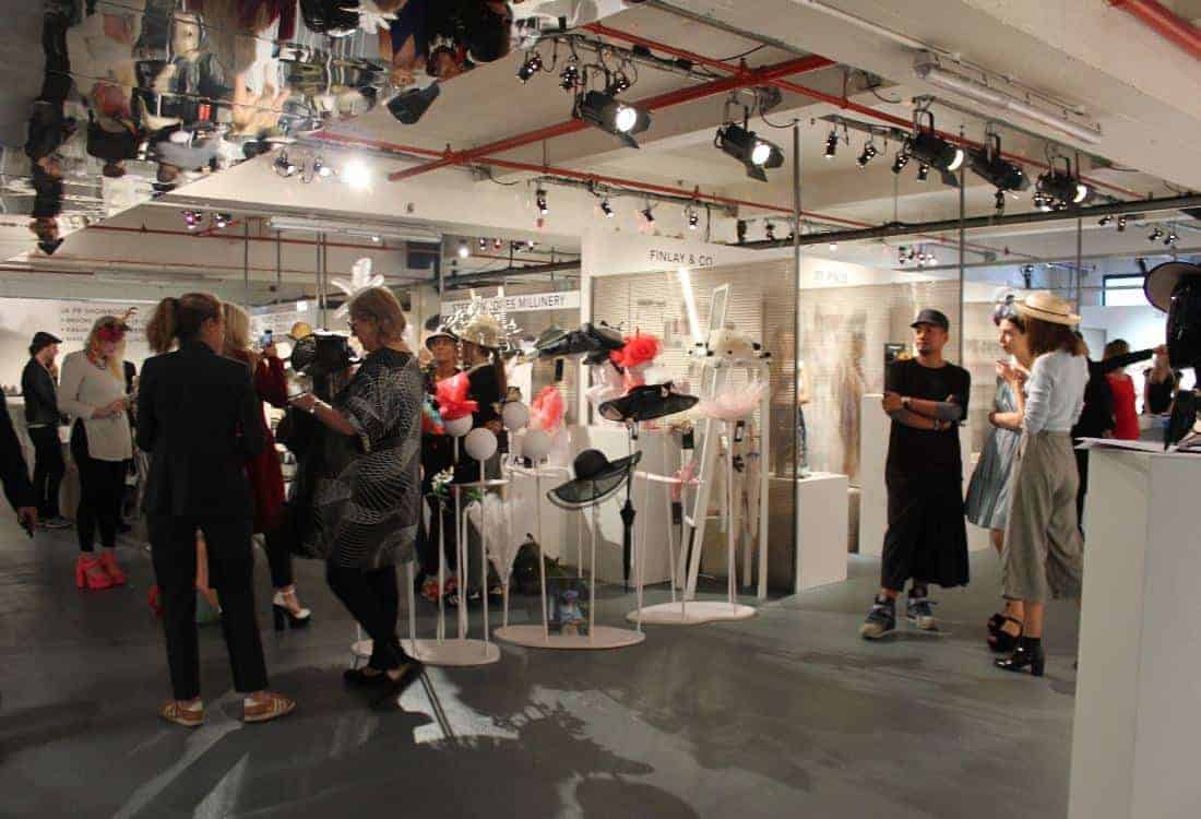 London Fashion Week's new Soho venue, SS16, FashionBite 3