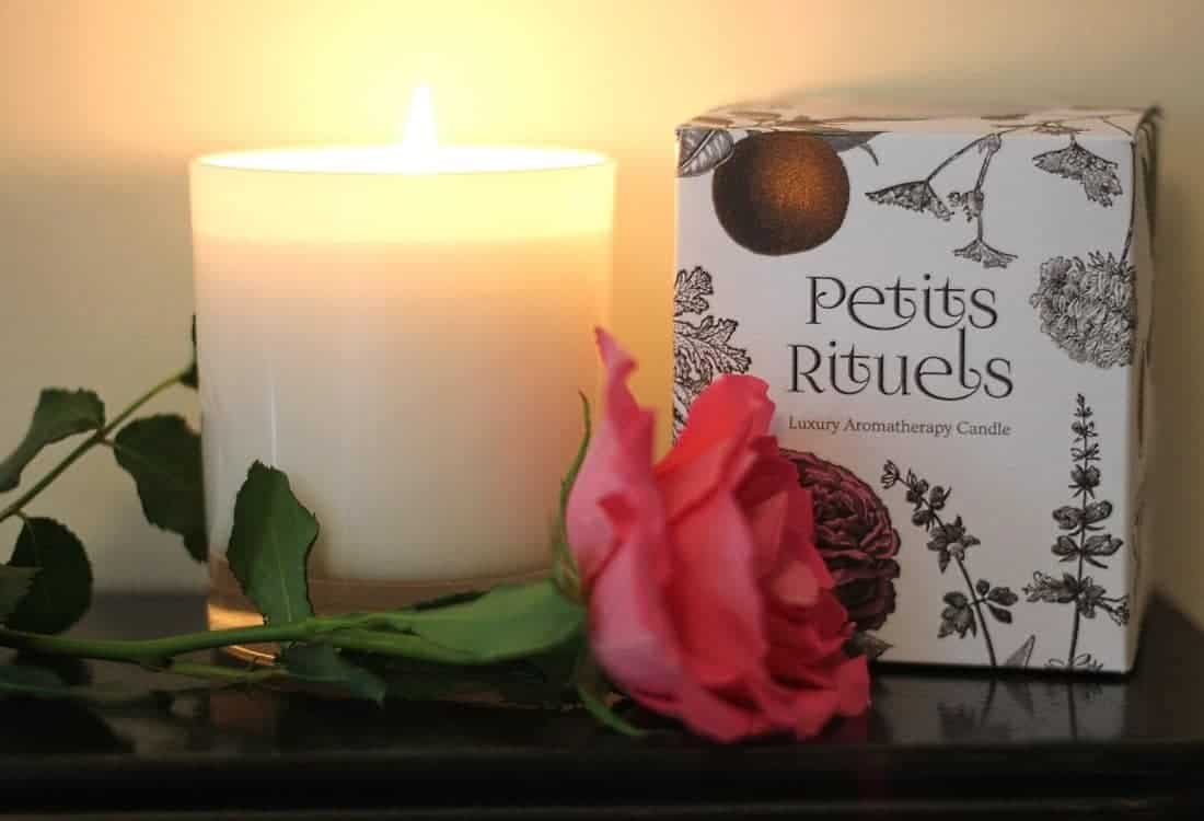 NEW: Petits Rituels Pure Essential Oils Candles