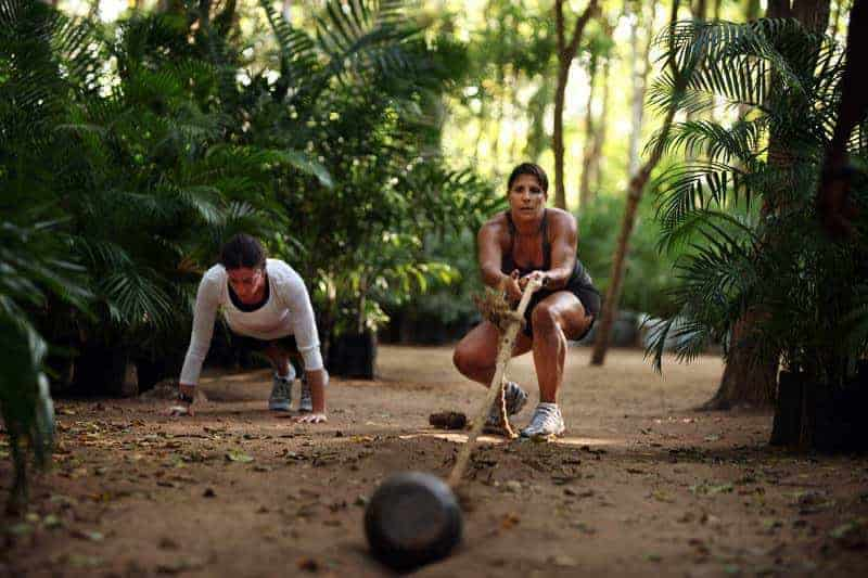 Back to Nature Fitness - Wildfitness