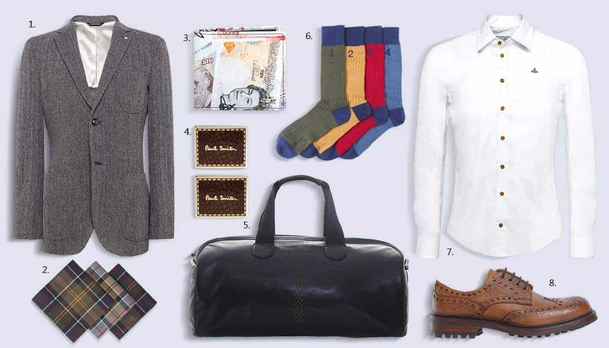 Gift Ideas For the Modern Gent