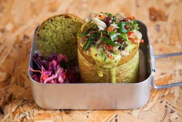 REVIEW: Bunnychow, Soho
