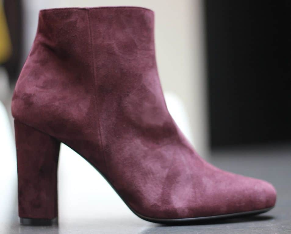Ankle boot from the Jasper Conran AW16 collection