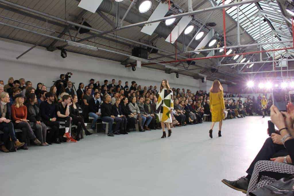 Jasper Conran's AW16 collection at London Fashion Week