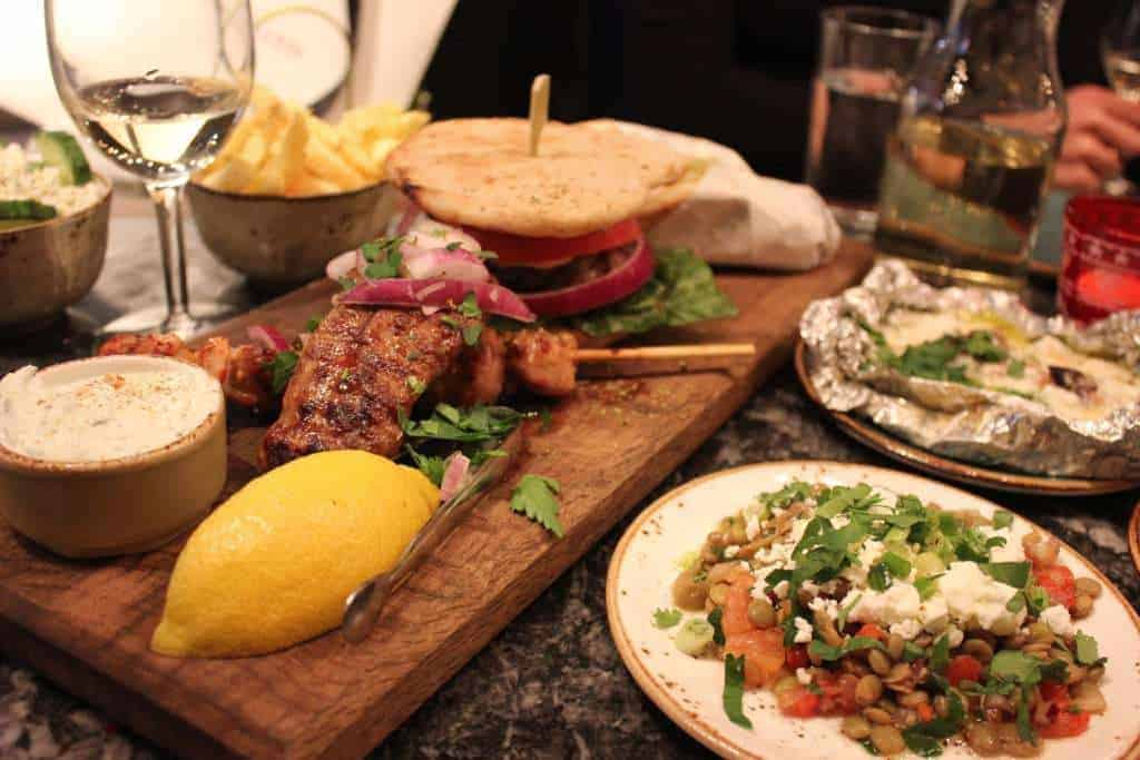 Review of Suvlaki soho