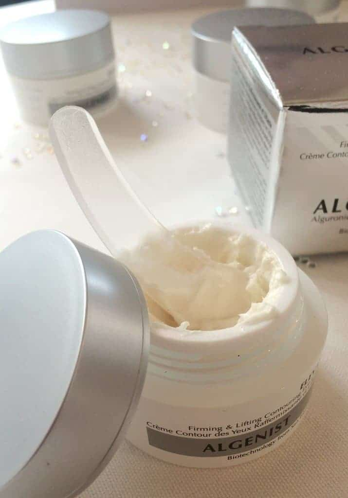 REVIEW: Algenist Elevate Firming & Lifting Contouring Eye Cream  | FashionBite