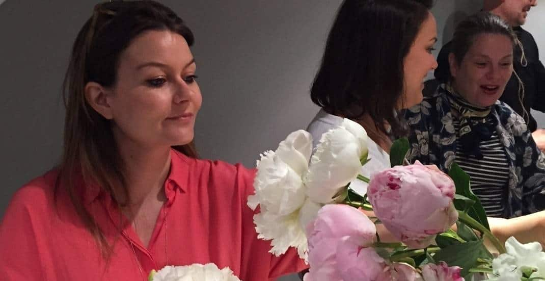 FRAGRANCE: Flower Arranging With Jimmy Choo