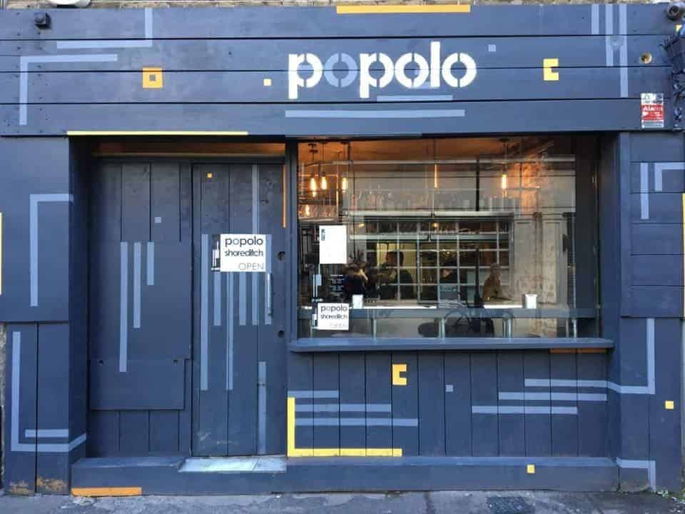 REVIEW: Popolo, Shoreditch
