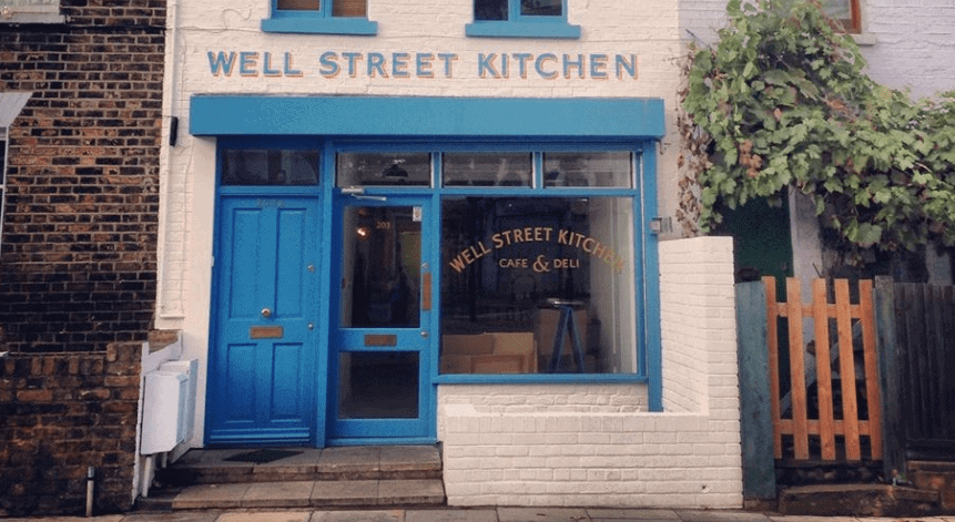 REVIEW: Well Street Kitchen, Well St Market