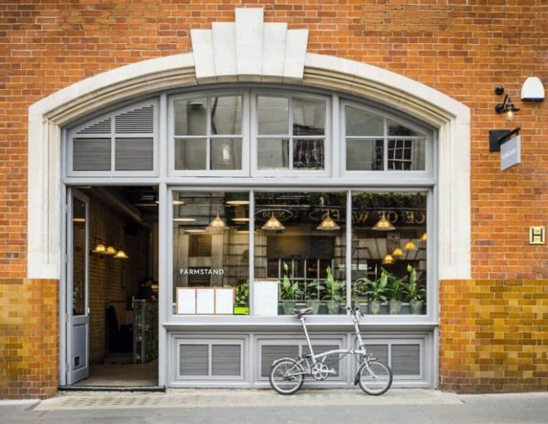 REVIEW: Farmstand, Covent Garden
