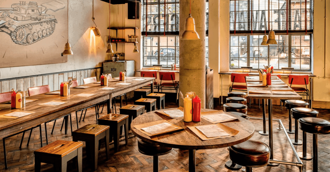 REVIEW: Patty & Bun, Hackney