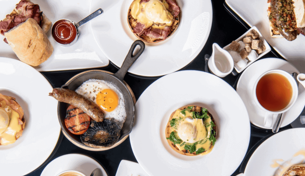 REVIEW: Gaucho Electro Brunch, Broadgate