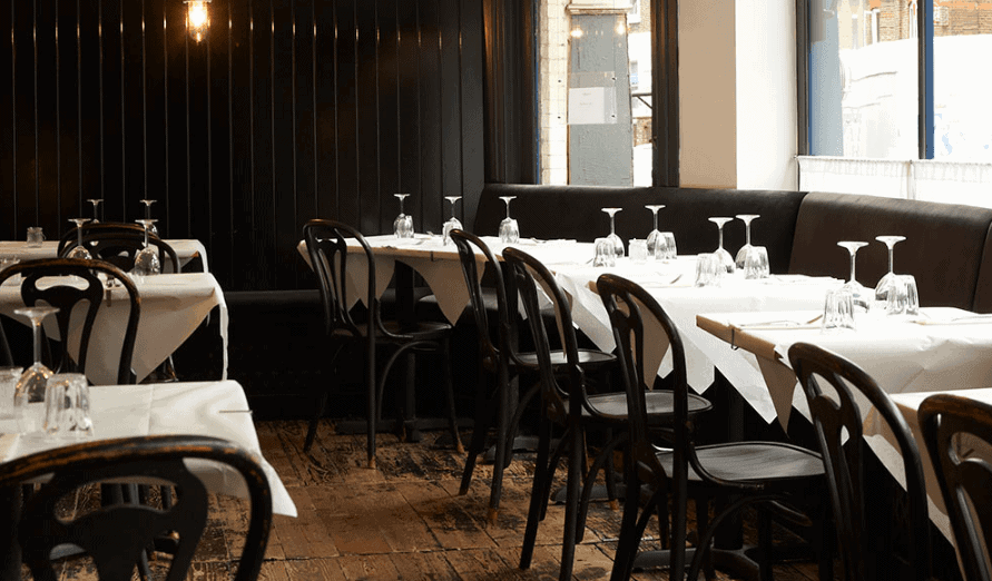 REVIEW: Trullo, Islington