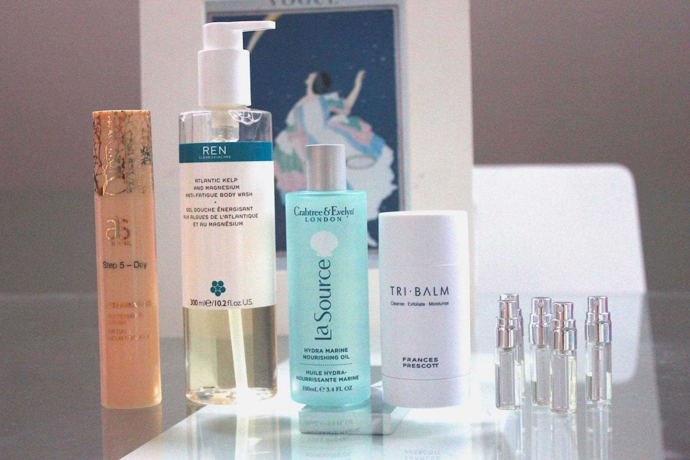 BEAUTY: A View Of This Month's Favourites