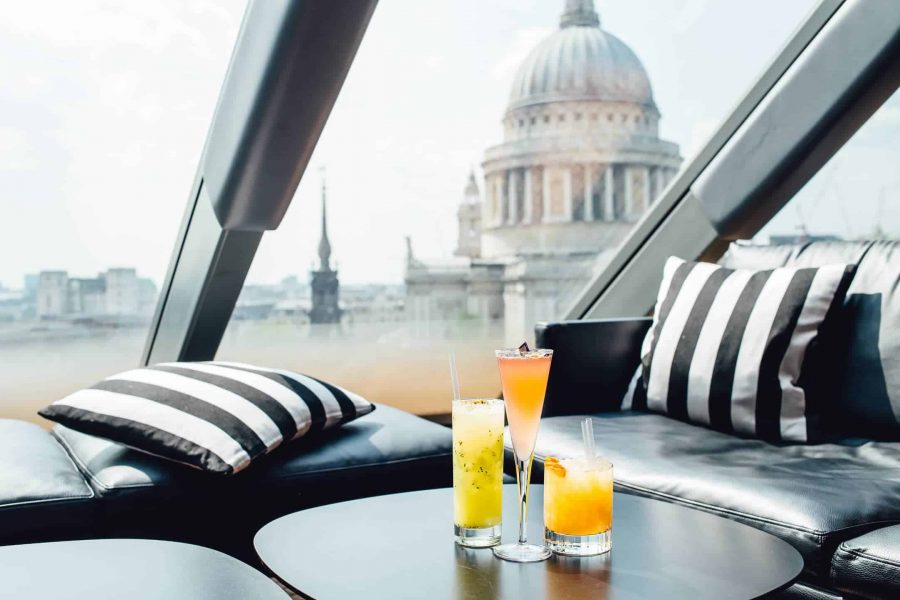 London's Best rooftop bars, FashionBite