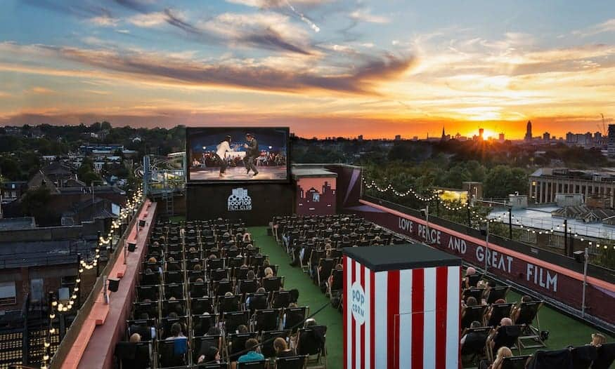 Rooftop Film Club, London