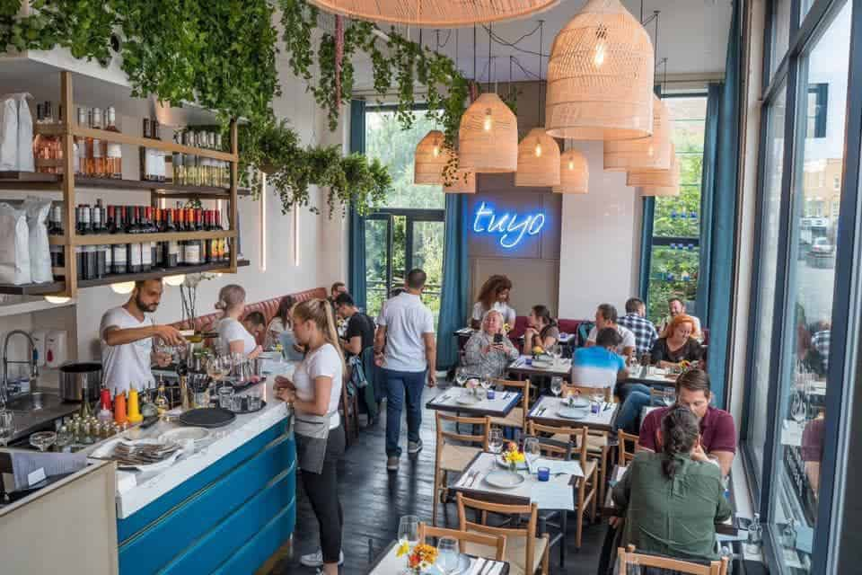 REVIEW: Tuyo, Broadway Market