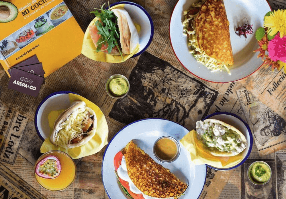 REVIEW: Arepa & Co, Haggerston