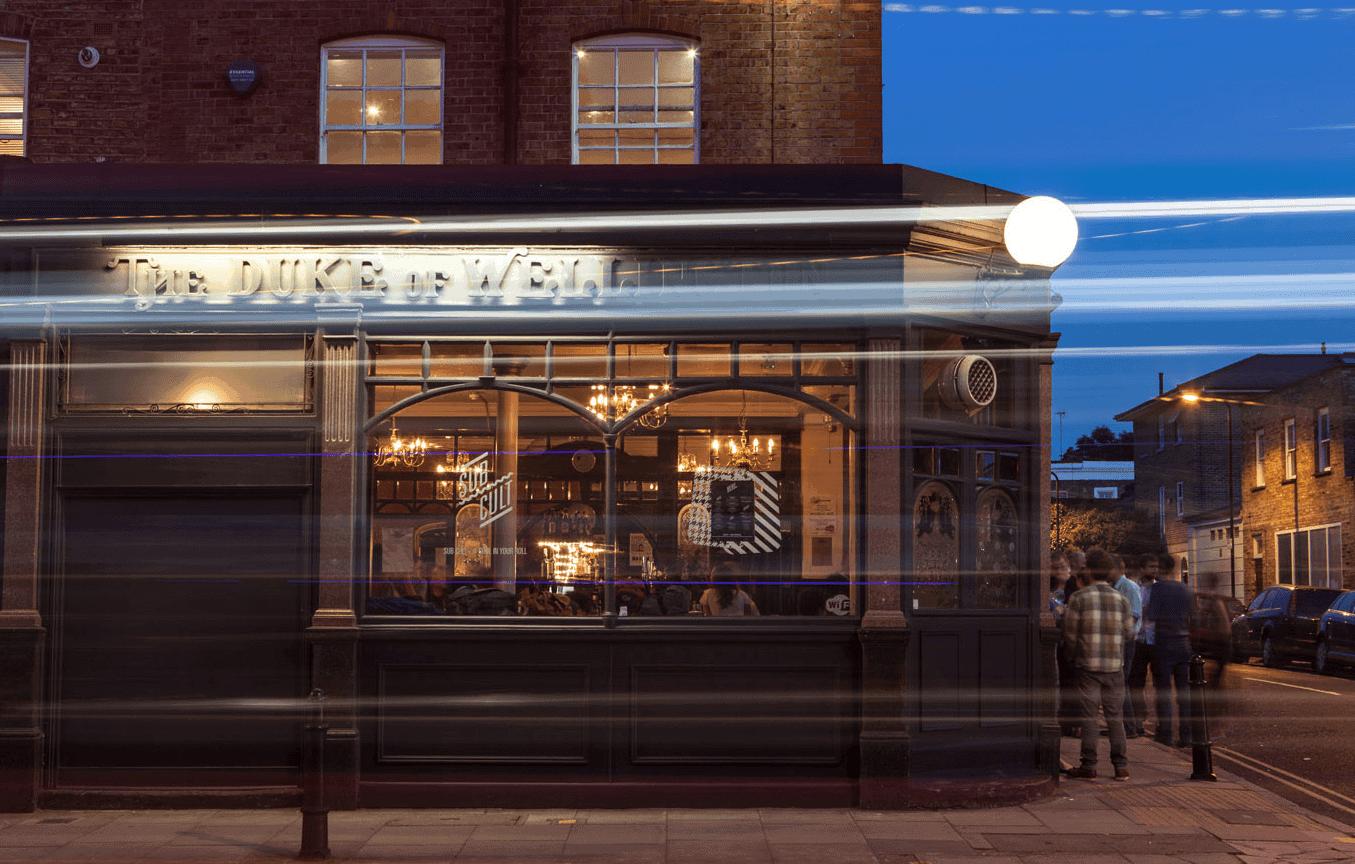 REVIEW: The Duke Of Wellington, De Beauvoir Town