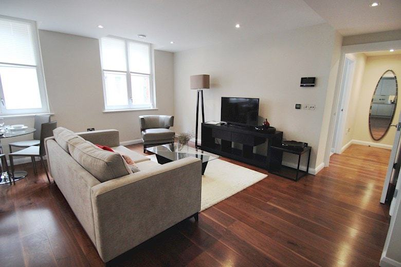 REVIEW: The Square Serviced Apartments, Chancery Lane