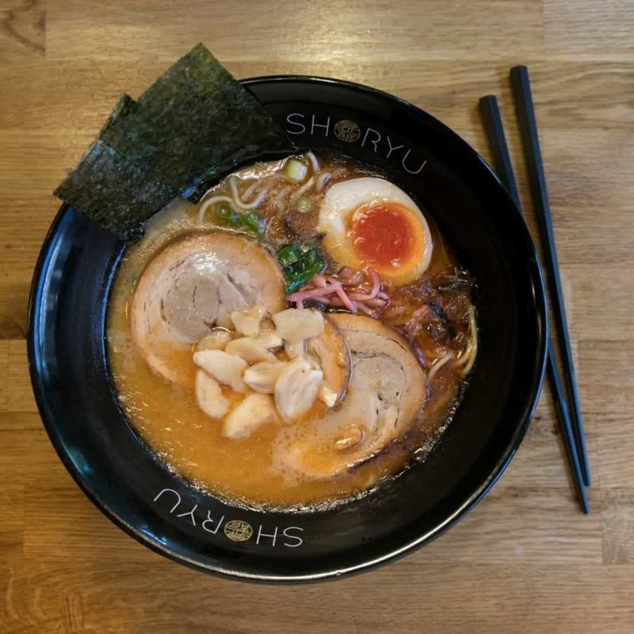 REVIEW: Shoryu, Shoreditch