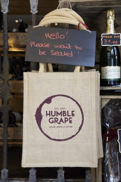 Humble grape liverpool street