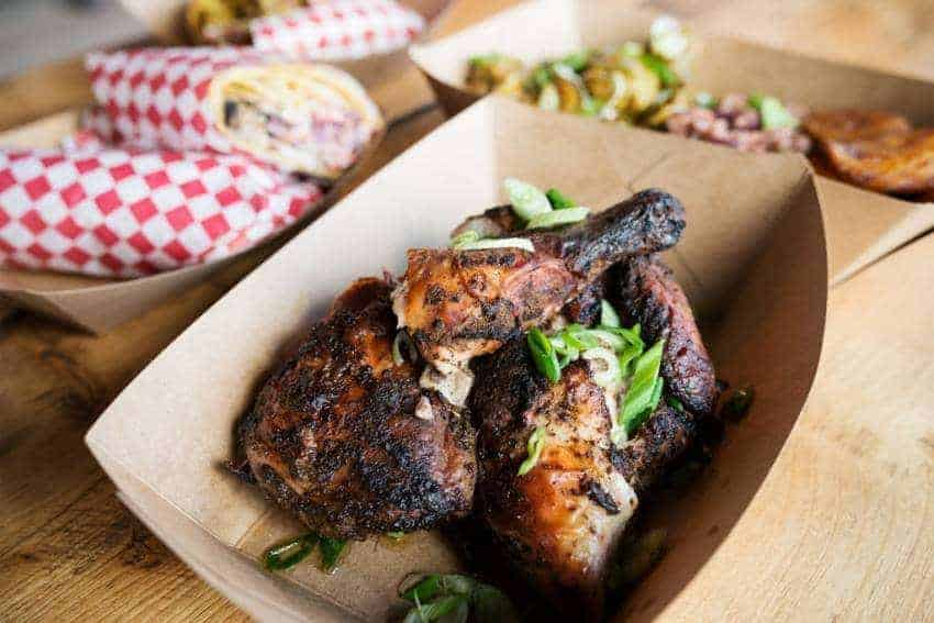 REVIEW: Rudie's, Shoreditch Boxpark