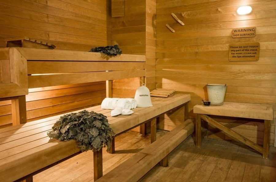 Go Banya russian spa