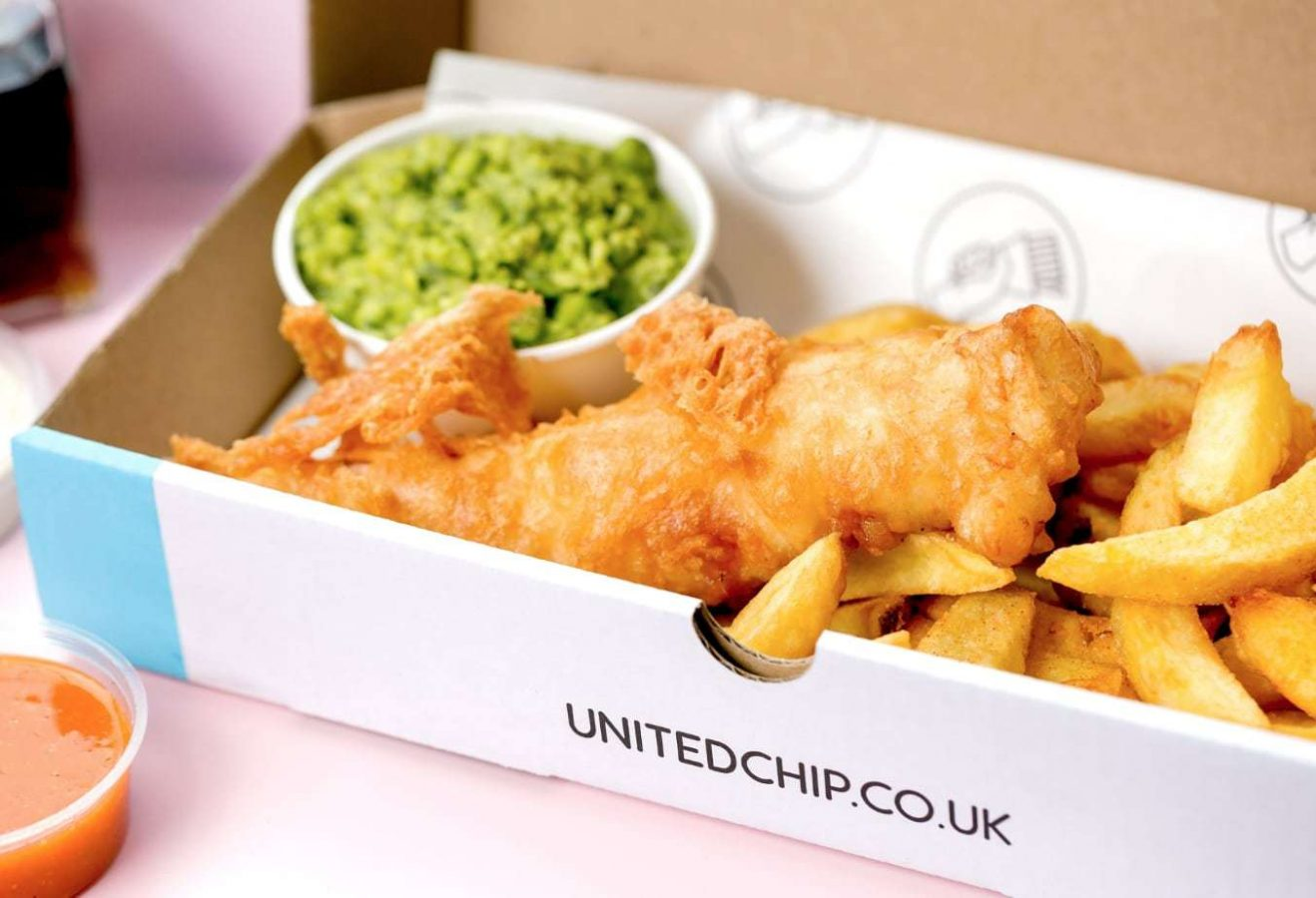 REVIEW: United Chip, Clerkenwell