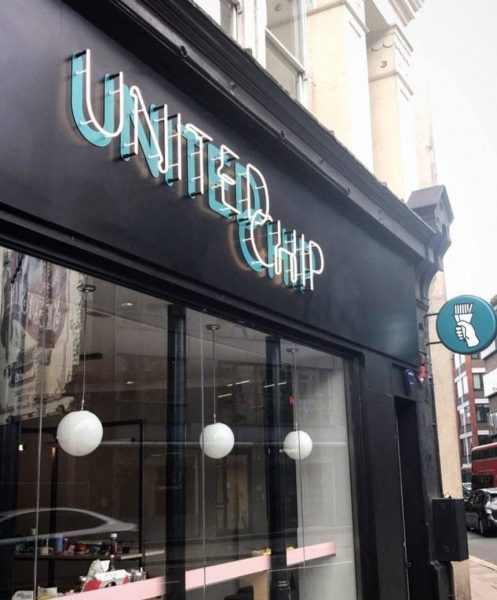 united chip clerkenwell road