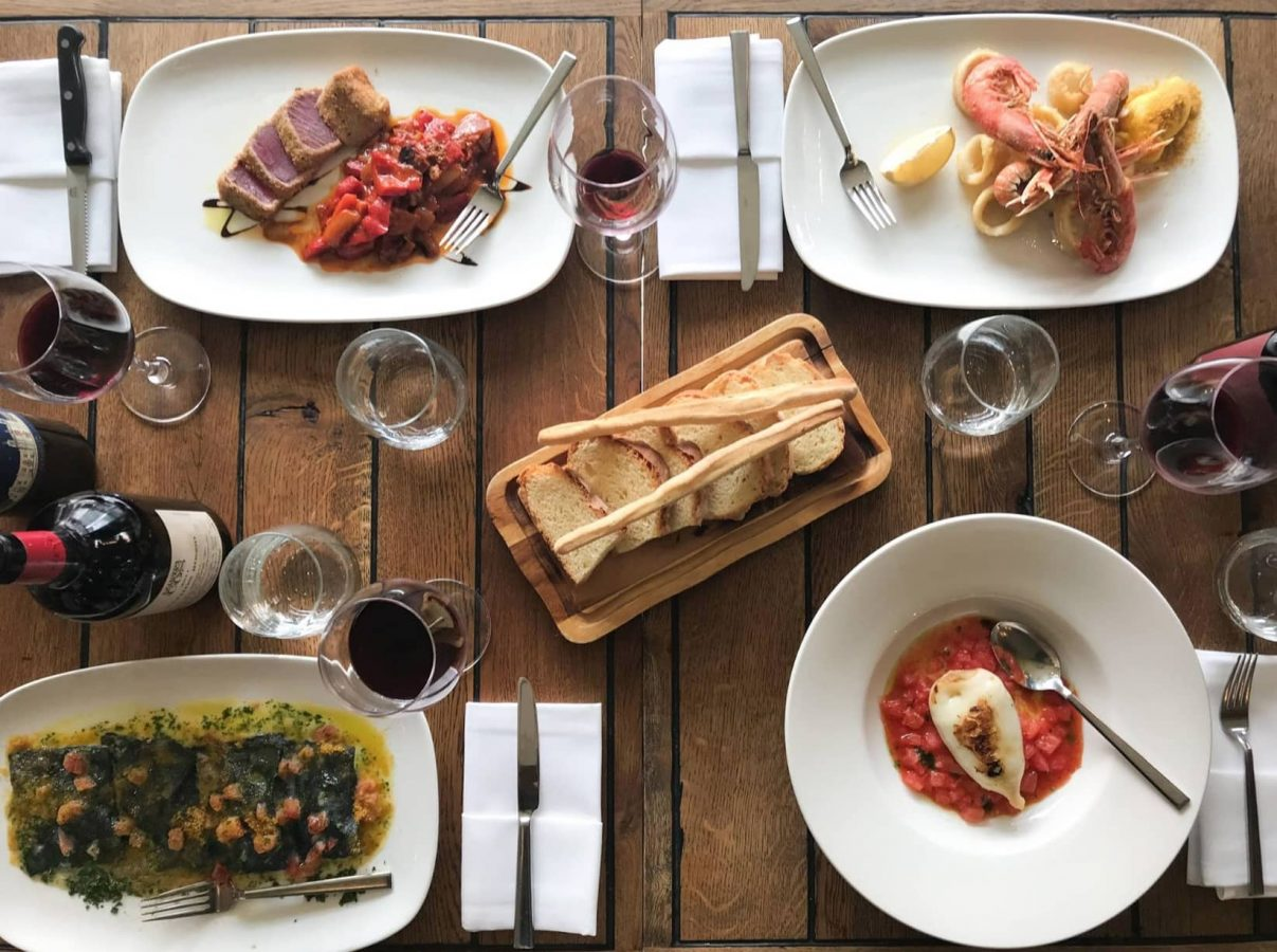 REVIEW: Luce E Limoni, Russell Square