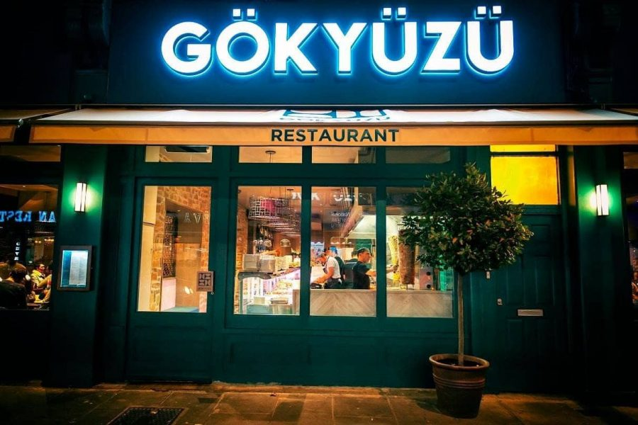 Gokyuzu turkish restaurant london harringay