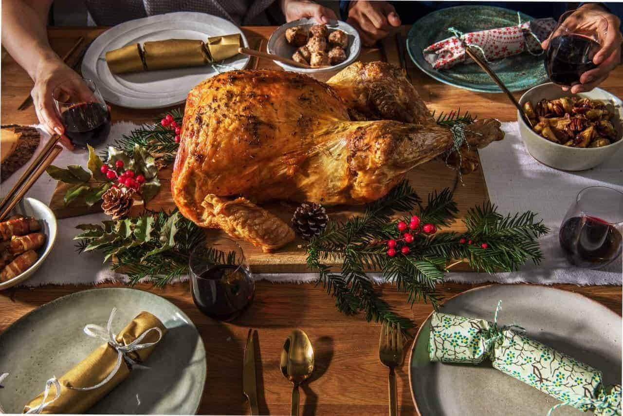 hello fresh christmas turkey