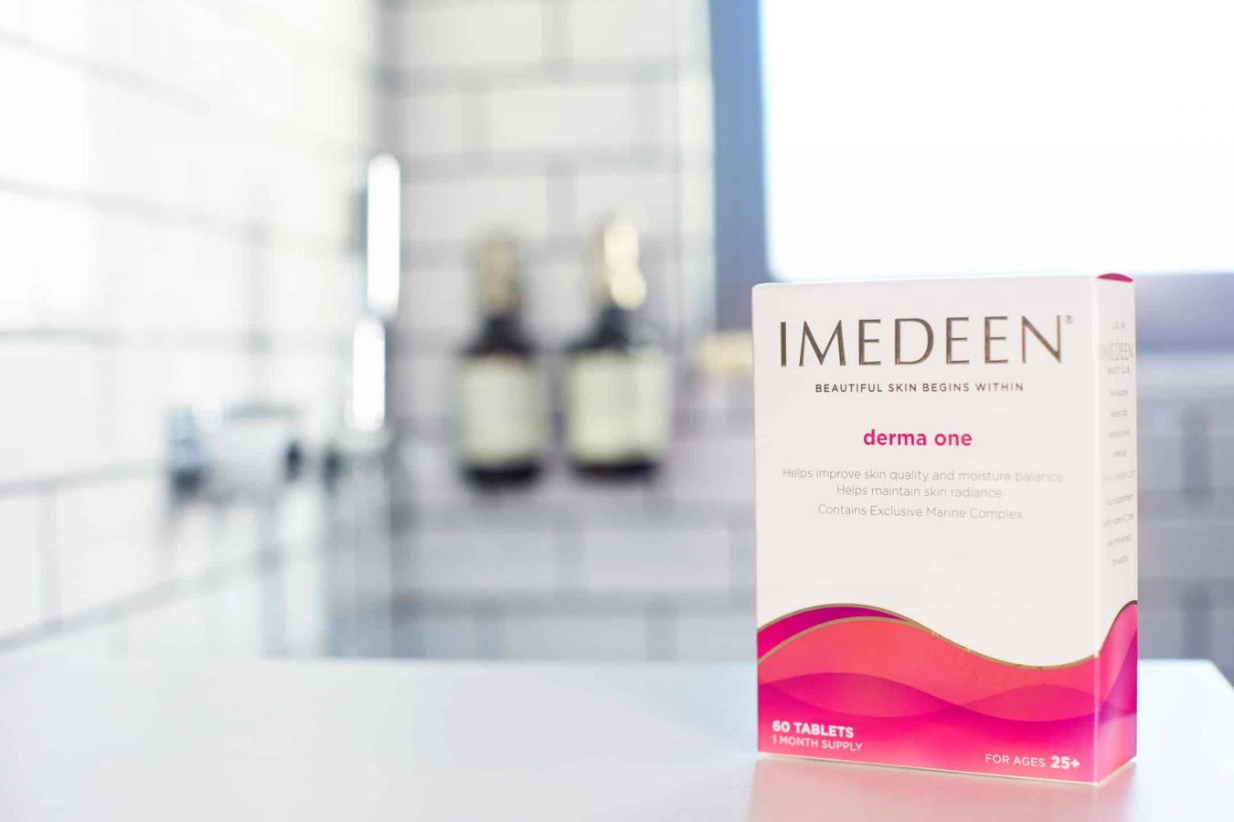 Imedeen supplements: do they give you better skin?