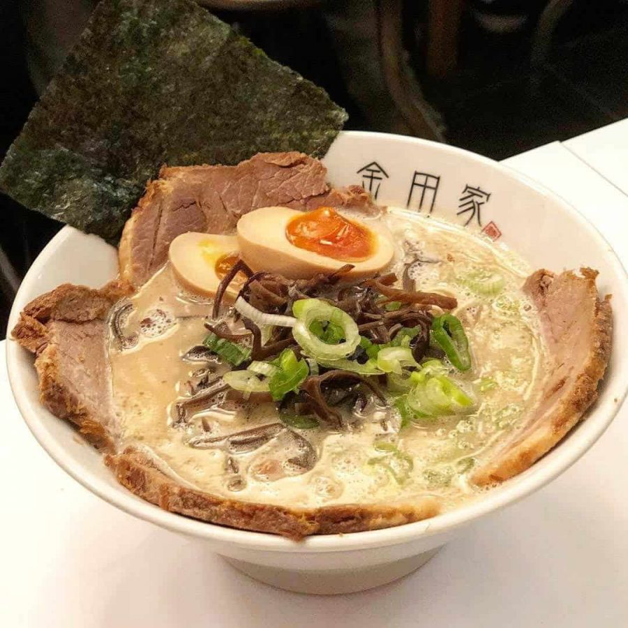 Authentic Japanese Noodles At Kanada-Ya