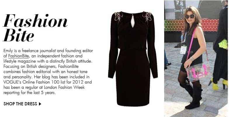 Karen Millen, FashionBite 2