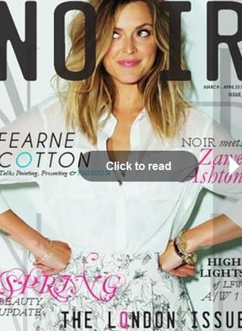 NOIR magazine, FashionBite