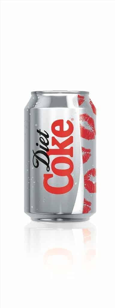ASOS and Diet Coke