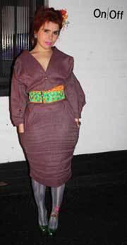 paloma-faith, OnOff, London Fashion Week