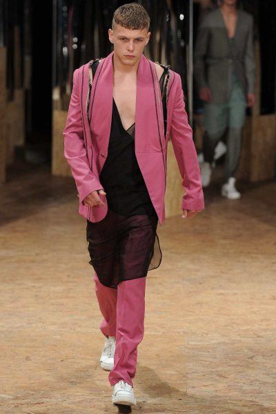 London College of Fashion Runway Show- Class of 2012, FashionBite