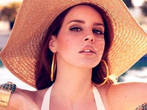 Lana Del Rey, Summertime Sadness at FashionBite