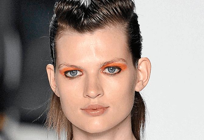 Narcisso Rodriguez A/W 2012 Beauty, FashionBite